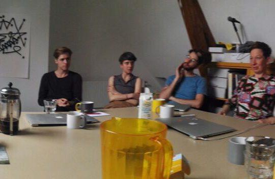 Inspiratiebijeenkomst digitale partners