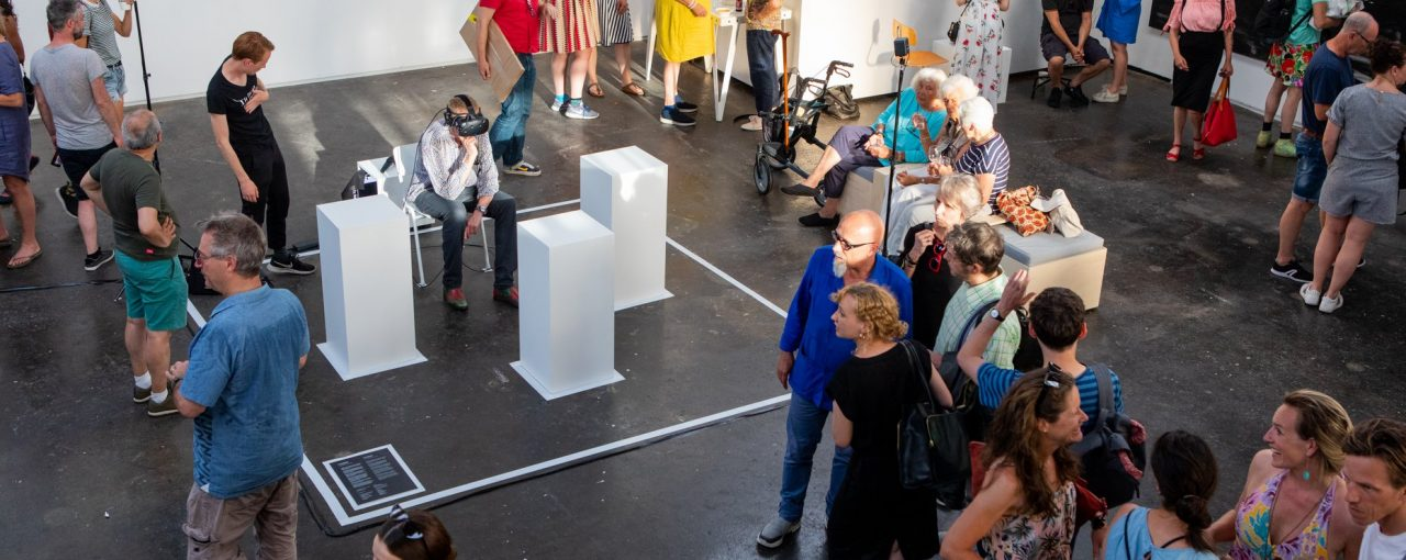 (Nederlands) Expo MAPPING THE EXPERIENCE bij HKU